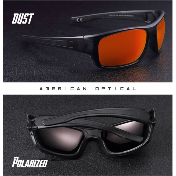 ΓΥΑΛΙΑ  AMERICAN OPTICAL POLARIZED DUST  PTE2120