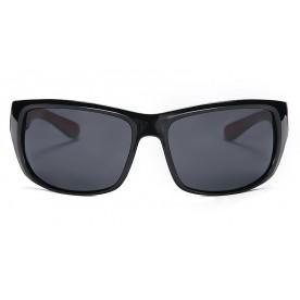 ΓΥΑΛΙΑ ΗΛΙΟΥ POLAREYE PTE2110 BLACK SHINING/RED POLARIZED