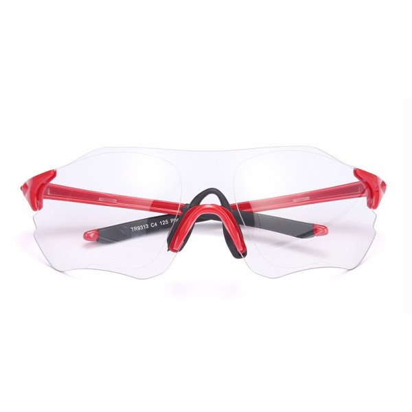 ΓΥΑΛΙΑ ΗΛΙΟΥ POLAREYE TR9313 PHOTOCHROMIC LENSES RED
